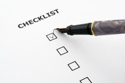 Legal Website Redesign Checklist